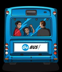 Go Bus - Bus Back